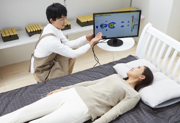 快眠につながるポイントは体型を知ること
