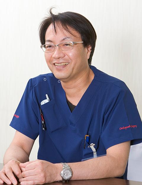 寿楽会大野記念病院院長 山内伸一先生