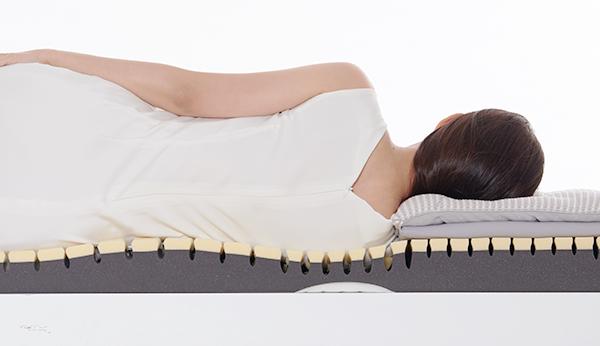 理想の寝具とは
